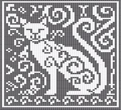 WitchWolfWeb Creations: Spirit Cat Charts