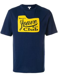 Loewe Loewe Club T-shirt