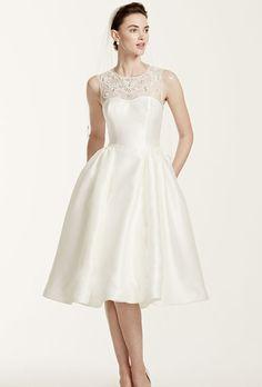 1f270eda06ccb Brides  Oleg Cassini at David s Bridal. See More Oleg Cassini Gowns from David s  Bridal