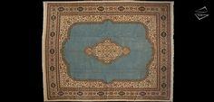 12×15 PERSIAN TABRIZ RUG