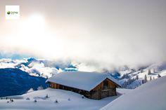Die Region ist ideal zum Skifahren für Anfänger, Langlaufen, Schneeschuhwandern oder eine gemütliche Winterwanderung. 📸 Bild: Markus Niederdorfer Mount Everest, Mountains, Nature, Travel, Ski Trips, Winter Vacations, Ski, Family Vacations, Landscape