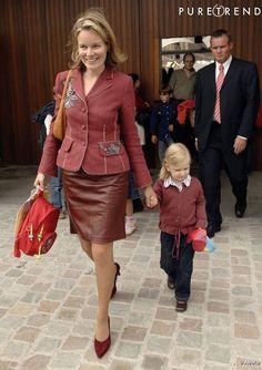 Princesse Élisabeth de Belgique duchesse de Brabant,