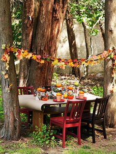 28 awesome outdoor halloween party ideas digsdigs halloween pinterest outdoor halloween parties outdoor halloween and halloween parties - Outdoor Halloween Party
