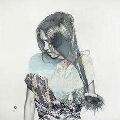 A pintura hiper-realista de Oriol Angrill Jordà - Choco la Design
