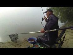 Pescuit la feeder pe Dunare cu fir textil