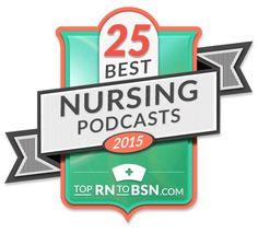 Best 25 Nursing Podcasts