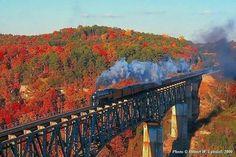 Newriver Bridge, Oneida TN