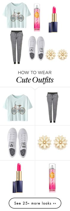 """Laid back but cute aka my type of outfit"" by crystalsm on Polyvore featuring мода, Topshop, adidas, Estée Lauder и Forever 21"