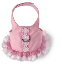Doggles Dog Harness Dress, Pink, Extra Small - http://www.thepuppy.org/doggles-dog-harness-dress-pink-extra-small/