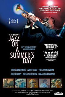 Jazz on a Summer's Day (1960). D: Aram Avakian, Bert Stern. Selected in 1999.