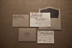rustic wedding invitations, these are cool, but they look like something Krit would do :-)