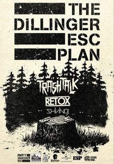 Gig Review: The Dillinger Escape Plan, Trash Talk, Retox & Shining Play At The Echoplex - by Darshun http://metalassault.com/gig_reviews/2014/04/25/the-dillinger-escape-plan-trash-talk-retox-shining-play-at-the-echoplex/