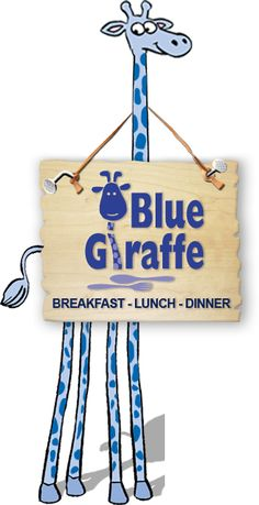 Periwinkle Place | Sanibel Island — Come on over and visit Blue Giraffe for the 4-5-6 Happy Hour! They have a full liquor bar, $3 and choice of Appetizers for $4, $5 or $6 from 4-6pm!