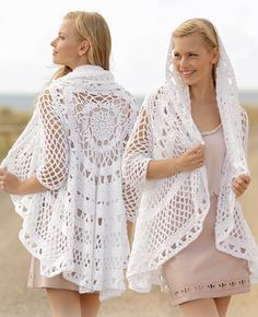 We have put together a collection of Crochet Jacket Free Patterns that you are going to love. This is one of our most popular posts.