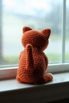 Cute Crochet Patterns Free And Pinterest Favorites | Crochet cat ... | 354x236