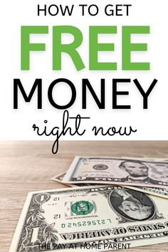 Free Money Now, How To Get Money Fast, Easy Money Online, Make Money Today, Make Easy Money, Ways To Earn Money, Money Generator, Instant Money, Dollar Money