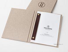 Produkter — Klara K Cafe Menu Design, Food Menu Design, Restaurant Menu Design, Restaurant Branding, Carta Restaurant, Brochure Design, Branding Design, Design Package, Prospectus