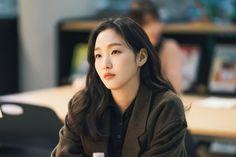 """The King: Eternal Monarch"" Unveils Sneak Peek Of Lee Min Ho + Kim Go Eun's Secretive Meeting In Library Lee Min Ho, Korean Actresses, Korean Actors, Actors & Actresses, Korean Dramas, Kim Go Eun Style, Kdrama, Hairstyles For Gowns, Bok Joo"