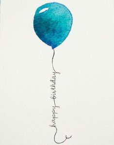 - Happy B-day Glückwünsche - Welcome My Crafts Happy Birthday Balloons, Happy Birthday Quotes, Happy Birthday Images, Happy Birthday Greetings, Birthday Messages, Birthday Fun, Birthday Wishes, Happy Birthday Painting, Happy Day Quotes