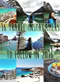 If you love Instagram or travel then you need to be following these travel Instagramers this year.