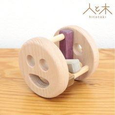 カタカタコロン [おすすめ年齢:1歳頃から]|おもちゃ・人形|人と木|ハンドメイド通販・販売のCreema