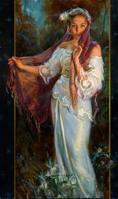 Daniel Gerhartz, 1965 ~ Impressionist painter, via Melissa Bellotti American Academy Of Art, American Artists, Figure Painting, Painting & Drawing, Mode Poster, Figurative Kunst, Foto Art, Art Moderne, Art Abstrait