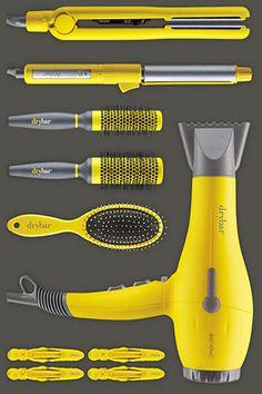 drybar hair dryer #drybar #haircare #tools