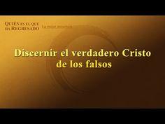 Quién es el que ha regresado (I) - Discernir el verdadero Cristo de los falsos   Evangelio del Descenso del Reino #Predicar #CreerEnDiosC