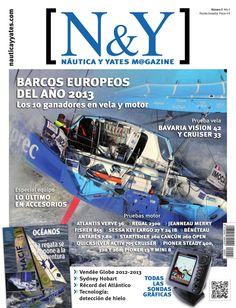 N&Y #Náutica y #Yates Magazine 5. Vendée Globe 2012-2013. Sydney Hobart Yacht Race 2013. Mapfre: a por un nuevo récord del Atlántico. Tecnología. Detección de hielo.