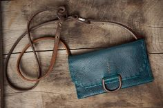 Sweet Thing Teal Cross Body Strap