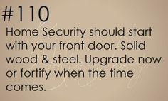 Zombie Apocalypse Survival Tip #110