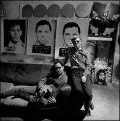 Andy Warhol & Robert Indiana