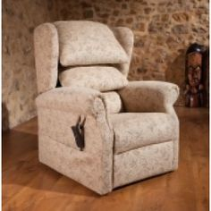Cosi Ellen Rise and Recline Chair.The Ellen Cosi Chair is a comfortable Tilt-In-Space Single-motor chair with pocket sprung chaise seating and a deep fibre filled waterfall backrest. The Tilt-In-Space design retains the same angle between the seat and bac Chairs Online, Recliner Chairs, Tilt, Disability, Waterfall, Pride, Stuff To Buy, Deep, Pocket