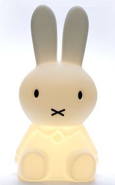 This Dutch bunny who will *light up your life.* | 25 Insanely Cute Products For People Who Are Obsessed With Bunnies