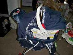 stroller/car seat - $50 (Greeneville)