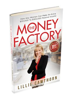 Inspiring People: Lillie Cawthorn, author of The Money Factory Lillie Cawthorn is the bestselling author of The Money Factory - How Any Woman Can Make $30,000 to $100,000 Passive Income, which was published by Black Card Books in November 2015. Since that time, Lillie has experienced incredible media exposure and invitations for speaking opportunities. Here's why... #InspiringPeople #interviews #MrGift