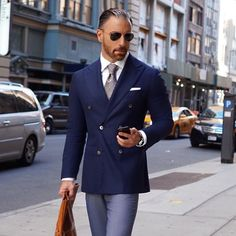 @christopherkorey all suited up  [ http://ift.tt/1f8LY65 ] ---------- Follow @royalfashionistluxury