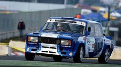 Lada 2107 Rally Car