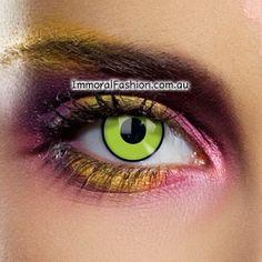 Frankenstein Green Eyes(4-8 Week Delivery)