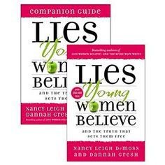 Amazon.com: lies young women believe: Books