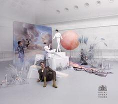 CLM - Shona Heath - Royal Opera House Spring 2013 : Lookbooks - the Technology behind the Talent.