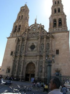 Cathedral, Chihuahua City, Mexico