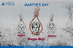 Remembering the valour, the courage and the sacrifice of Bhagat Singh , #Rajguru and #Sukhdev. #ShaheedDiwas #MartyrsDay
