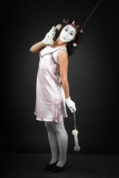 VK is the largest European social network with more than 100 million active users. Mime Makeup, Clowning Around, Tights, Hair Beauty, Costumes, Rollers, Dresses, Fashion, Cucumber