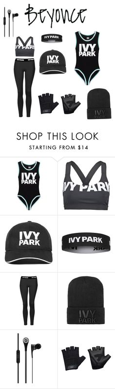 """Keep calm and wear Beyoncé"" by faridaawesome ❤ liked on Polyvore featuring Ivy Park, Topshop and Casall"