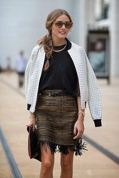 Etrala London Blog : FASHION ICON: Olivia Palermo
