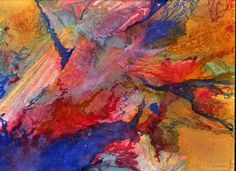 abstract waterpainting - Google Search