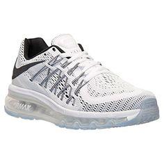 27d8768c866c Nike Womens Air Max 2015 WhiteBlack Mesh Running Shoes 11 M US   Learn more  by
