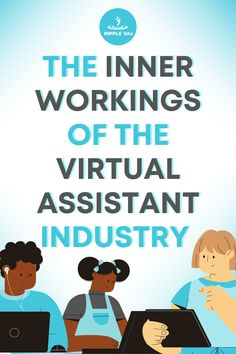 While you're diving into the constant process of making your business better than yesterday, it is safe to say that, one way or another, you have come across suggestions of needing a Virtual Assistant. You have heard it through the noise of this virtual world, you have felt it within you — you need virtual assistance. But how can you start hiring one when you don't even fully know its underlying details?  Here are the things you need to know about the virtual assistance industry! New Business Ideas, Business Tips, Online Business, Business Marketing, Internet Marketing, Social Media Marketing, Business Planner, Starting Your Own Business, Virtual Assistant