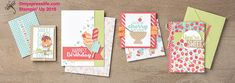 stampin up cool treats